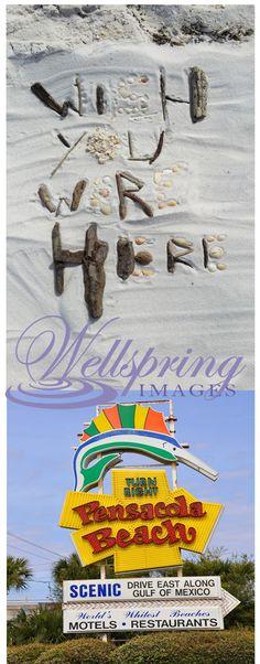 Wellspring photography around the beautiful Pensacola, Florida area.
