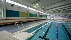 A Titan Facade Panel and Villaboard Lining Solution for Aquatic Centre Rebuild - EBOSS