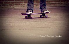 ... Skateboarding