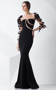 a55ce34f3d G0783 - MNM COUTURE Dresses Long Sleeve Evening Gowns