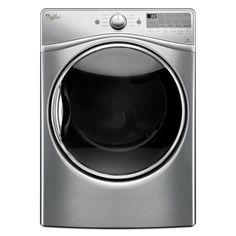 Whirlpool® 7.4 cu. ft. Gas Dryer with Advanced Moisture Sensing: Whirlpool®…