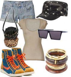 Cum sa te imbraci pentru un concert rock? Rock, Metallica, Concert, Polyvore, Fashion, Moda, Stone, Fashion Styles, Locks