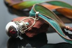 Aromatherapy Jewelry from Bali