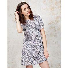 Ark Leya Paisley Dress