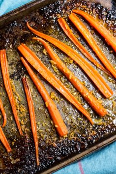 Citrus roasted carro