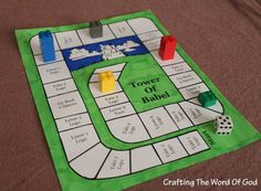 Tower Of Babel Game 2