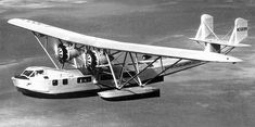 Consolidated Commodore - predecessor to such classic flying boats such as the Sikorsky S-42, Boeing 314, Martin M-130 and the Consolidated PBY Catalina.