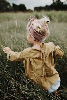 043dd083fb3 Little Girls Handmade Linen Field Blouse