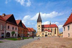 Bardejov, Słowacja