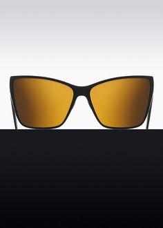 MYKITA MYLON sunglasses ROUX in the MYKITA MYLON campaign 2017. https://mykita.com/en/mylon