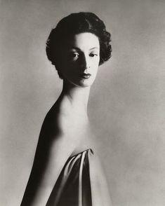 Richard Avedon   Marella Agnelli   New York   December 1953