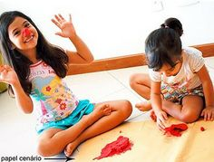 Atividades para maternal, creche e berçário: Vamos fazer massinha caseira?