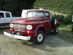 1958 W200 Dodge Power Wagon