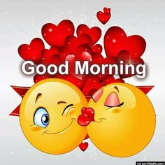 Good morning sweetheart I LOVE YOU here is a wink for you....♡ ♡ ♡ ♡ @....