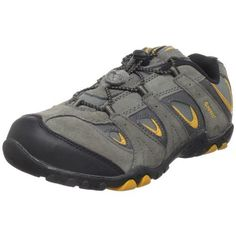 """Hi-Tec Palo Alto Ez Casual Hiker (Toddler/Little Kid/Big Kid) Hi-Tec. $30.71. Suede And Mesh Upper. Suede and mesh. Rubber sole. Internal Eva Midsole. Overlasted Construction. Shaft measures approximately Ankle"""" from arch. Carbon Rubber Outsole. Ghillie Lacing System With Toggle Closure"""