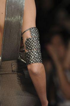Future Fashion, Industrial Jewelry, Accessories, Haider Ackerman - S/S 2012