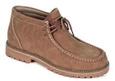 Wallabee Boot by VIKINGS in Tan