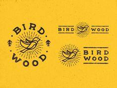 BirdWood Logo by Vova Egoshin