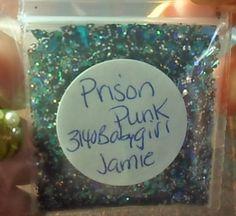 Prison Punk Glitter Mix by 3140Babygirl