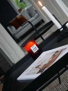 Hay tray table, livingroom