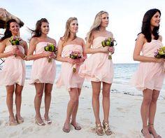 Destination Wedding, Mexico Beach Wedding, Naeem Khan Wedding Dress, Real Wedding || Colin Cowie Weddings