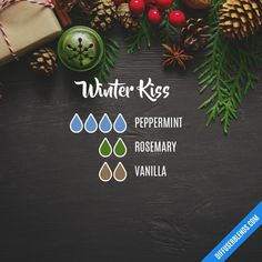 Holiday Smell – Essential Oil Diffuser Blend by lenora - All About Health Essential Oils Christmas, Pine Essential Oil, Essential Oil Scents, Essential Oil Diffuser Blends, Doterra Essential Oils, Diy Cosmetic, Essential Oil Combinations, Aromatherapy Oils, Young Living