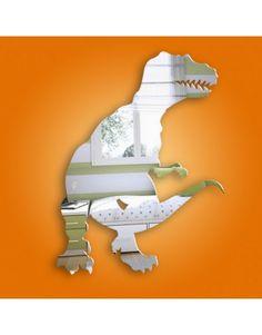 Dinosaur Mirrors - T Rex