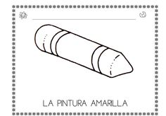 #ClippedOnIssuu from LIBRO DEL COLOR AMARILLO Yellow Painting, Free Coloring Pages, Yellow, Book, Colors