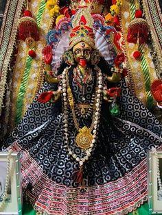 प्यारी माँ काली Durga Kali, Kali Hindu, Shiva Shakti, Hindu Art, Indian Goddess Kali, Goddess Art, Durga Goddess, Indian Gods, Lord Shiva Painting