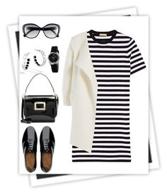 """Untitled #859"" by gallant81 ❤ liked on Polyvore featuring GALA, Michael Kors, FitFlop, Roger Vivier, John Hardy, Akribos XXIV, Marc by Marc Jacobs and Burberry"