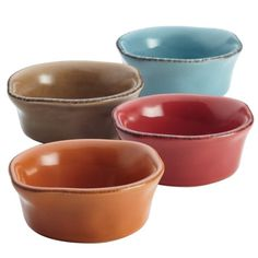 Rachael Ray 4-Piece Cucina Stoneware Dipping Cup Set, Assorted Rachael Ray http://smile.amazon.com/dp/B00JS3OHO0/ref=cm_sw_r_pi_dp_DMfIub0VAE5JE