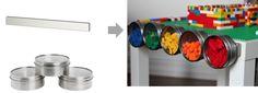 Metamorfozy mebli z IKEI dla dzieci - Make Home Prettier