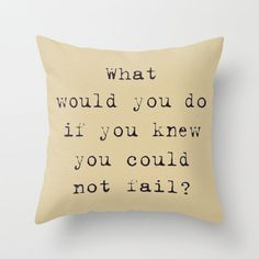 Pillow Cover, Inspirational Photo Pillow, Typography, Pillow, Bedroom, Living Room, Motivational, Home Decor, Khaki 16x16, 18x18, 20x20 on Etsy, $35.00