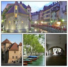 Annecy in Rhône-Alpes
