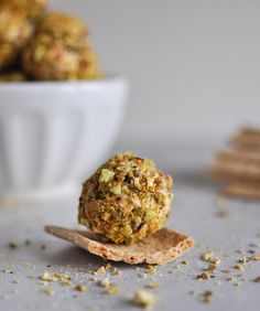 roasted red pepper + bacon goat cheese truffles
