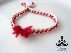 Demi *handmade bijoux* Happy Day, Friendship Bracelets, Seasons, Handmade, Jewelry, Jewelery, Hapy Day, Hand Made, Jewellery Making