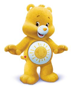 My sister loved the Care Bears | Things I remember from my ...