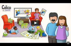 Parents love teaching with Calico Spanish. Video-based. Affordable. Easy for parents. Fun for kids. Try it FREE. Start your homeschool Spanish lesson today.