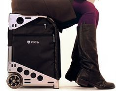 Zuca Pro Travel - Best Wheeled Carry-On With an Organizational System