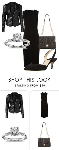 """""""S K Y  F A L L"""" by joieanna on Polyvore featuring Venus, T By Alexander Wang, Blue Nile and Nine West"""