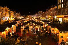 Kerstmarkt Leiden, Leiden, Nederland