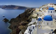 Santorini, cyclades, greece!!! deliciously romatic!!!