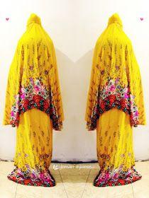 Cara Mudah Membuat Mukena, Cocok untuk Pemula ~ Jemari Ayumna Sewing Lessons, Diy Sewing Projects, Upcycle, Sewing Patterns, Kimono Top, Red, Tops, Women, Fashion