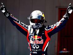 S.Vettel Formula 1 Worldchampion