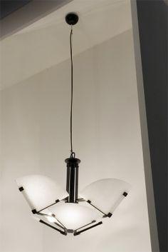 Ceiling Lamp. Pierre Chareau, France 1926