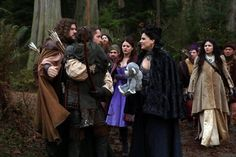 #OUAT #3x13 • Witch Hunt