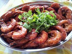 レシピとお料理がひらめくSnapDish - 3件のもぐもぐ - -Sweet & Spicy Sauce Prawns- by Cjk