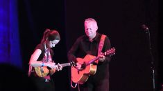Tommy Emmanuel and Brittni Paiva duet California Worldfest