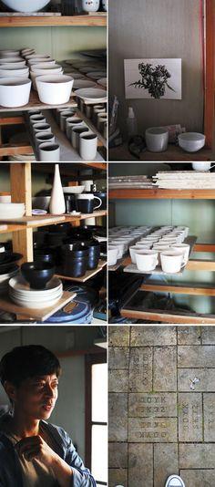吉田直嗣さんの工房を訪ねての画像:きままなクラウディア