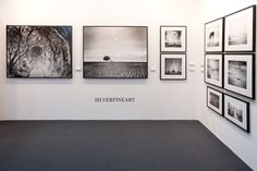 SILFERFINEART PHOTOGRAPHY @ art Karlsruhe (c) Gerald Berghammer Art Karlsruhe, Dark Hedges, Art Fair, Gallery Wall, News, Showroom, Frame, Inspiration, Kunst